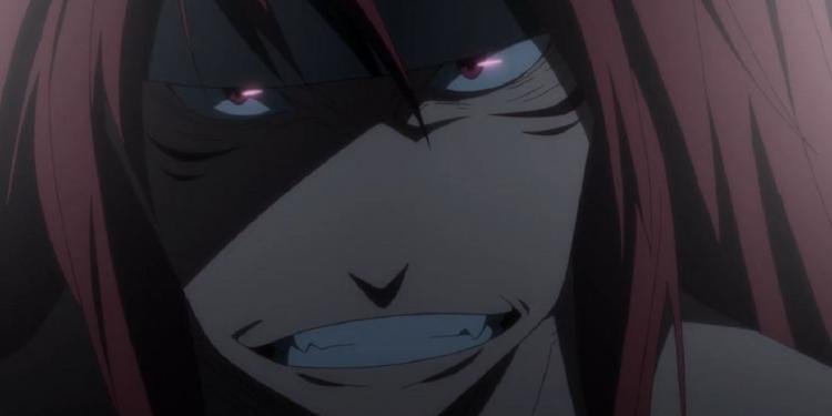 Raja Iblis Terkuat Tensei Shitara Slime datta ken (Tensura), Rimuru Tempest Vs Guy Crimson
