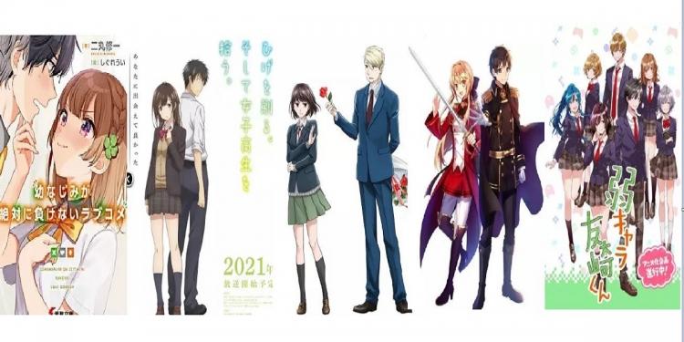 5 Rekomendasi Anime Romance Terbaik 2021