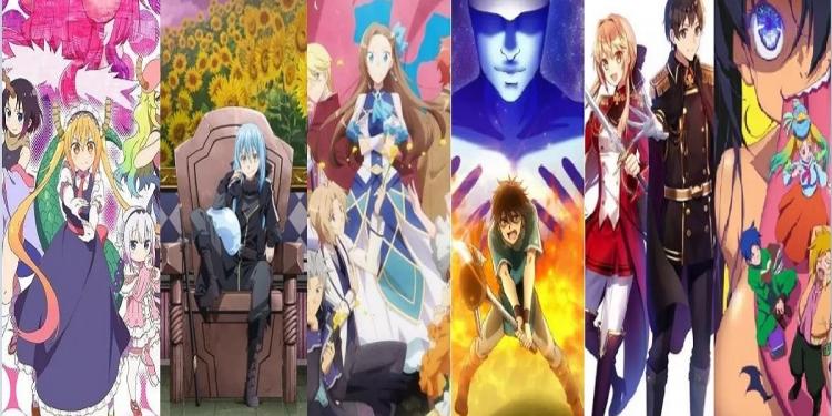 Rekomendasi Anime Summer 2021 Terbaik