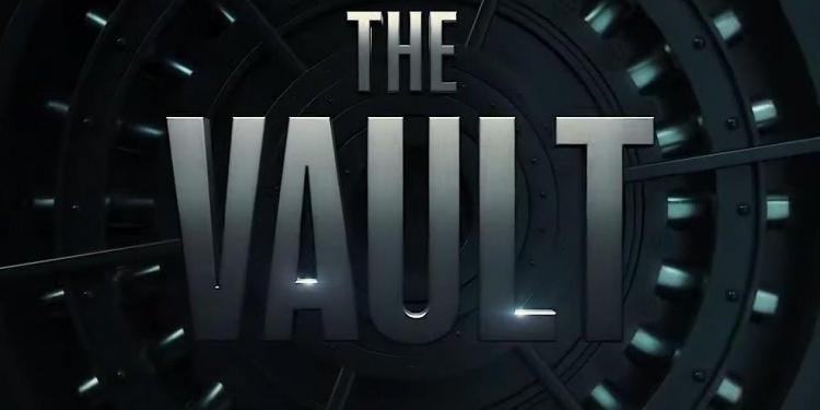 Film The Vault 2021