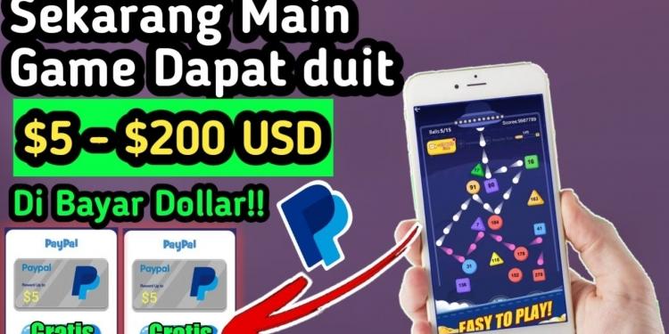 Aplikasi Game Penghasil Uang di Android 2021