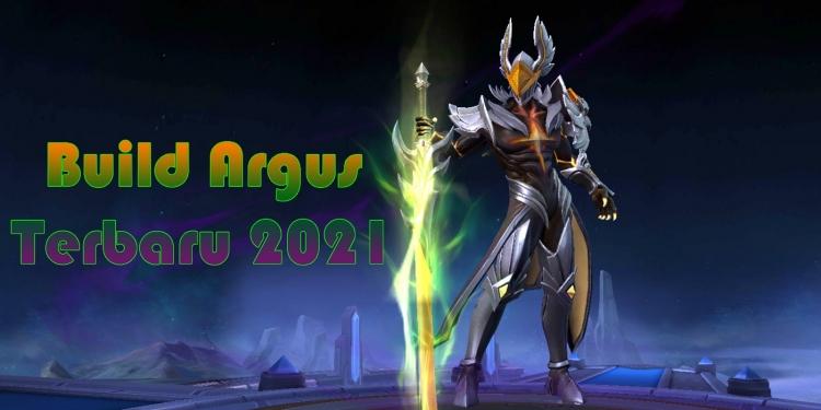 Build Argus Terbaru 2021