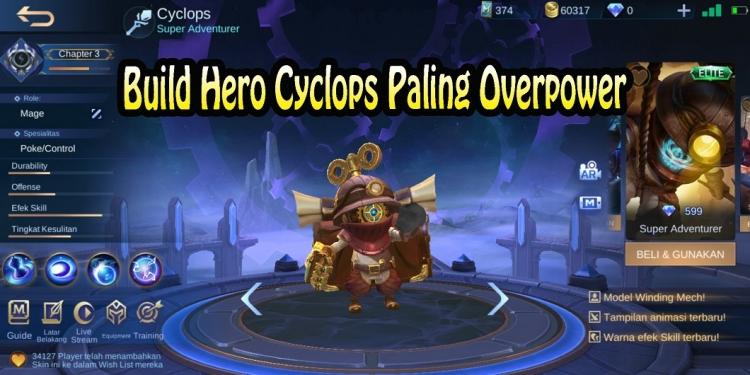 build cyclops full damage 2021