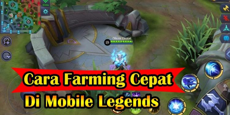 Cara Farming Cepat di Mobile Legends