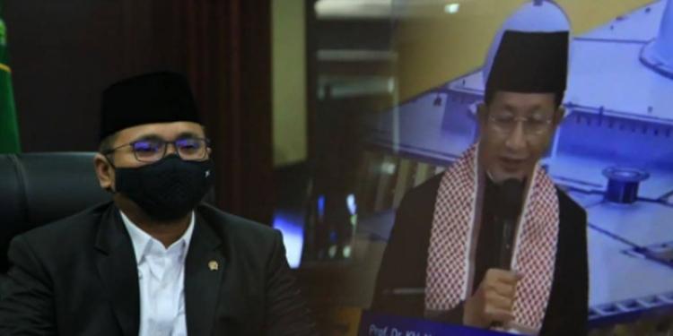 Menteri Agama Yaqout Cholil Qoumas. (instagram/gusyaqut)