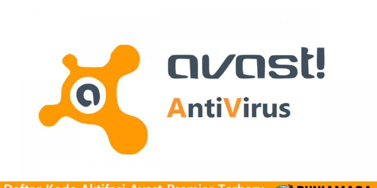 Kode Aktifasi Avast Premier