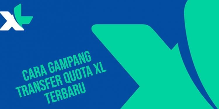 Cara Transfer Kuota XL Terbaru 2021