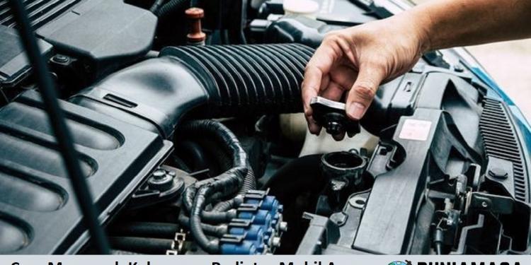 Mencegah Kebocoran Radiator Mobil