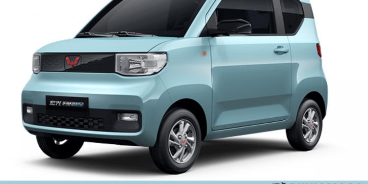 Mobil Listrik Hong Guang