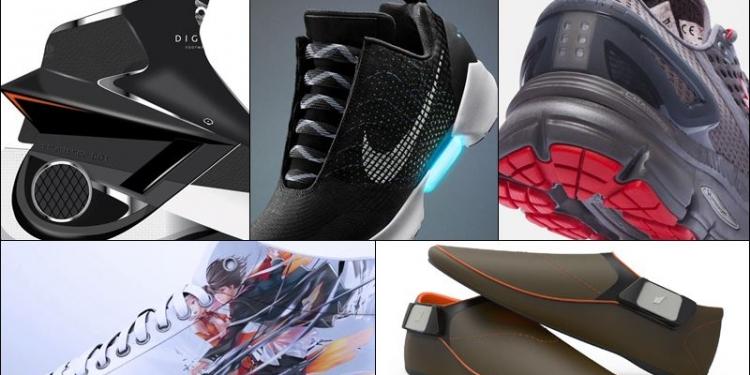 sepatu berteknologi canggih
