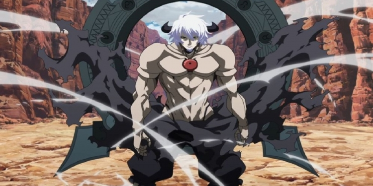 Kekuatan Susanoo Akame ga Kill