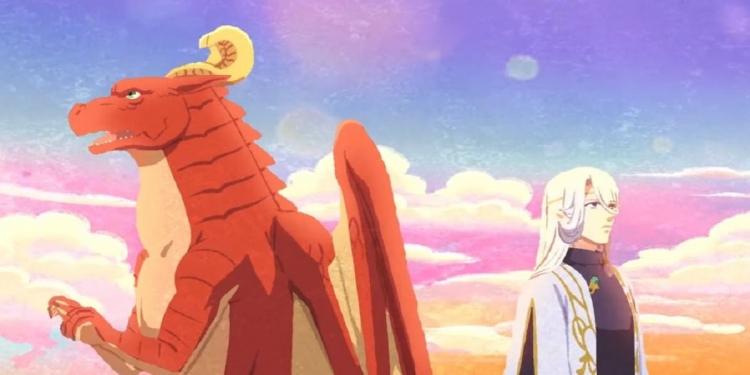 Anime Dragon, Ie wo Kau