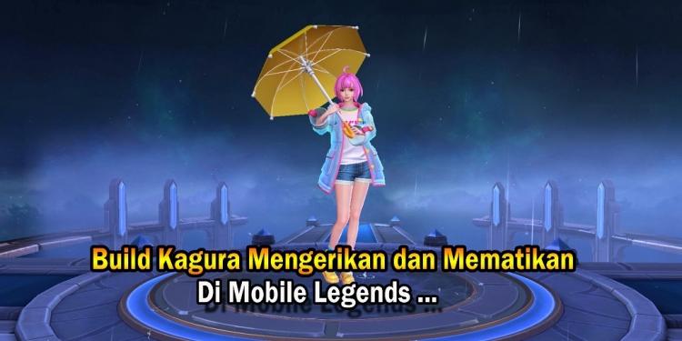 Build Kagura di Mobile Legends