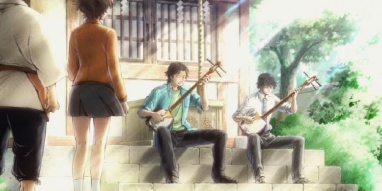 Anime Mashiro no Oto