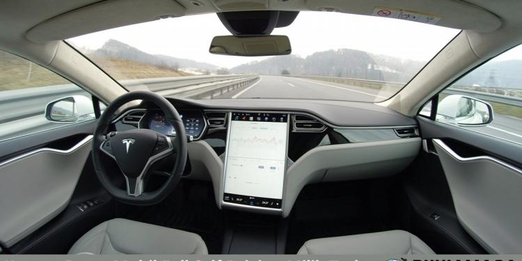 mobil full self driving