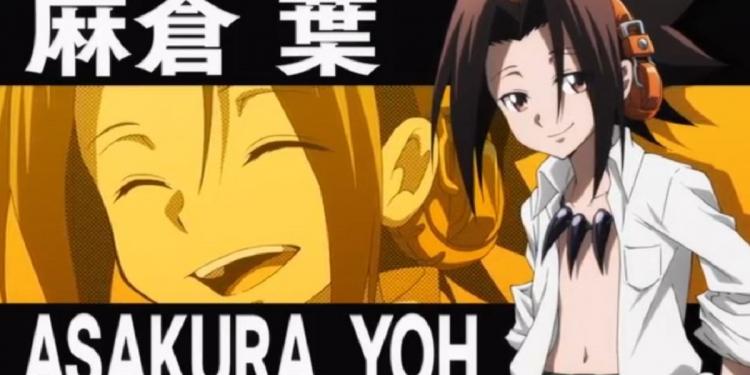 Kekuatan Asakura Yoh Shaman King 2021