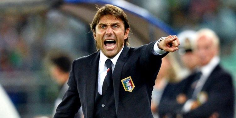 Pelatih Antonio Conte