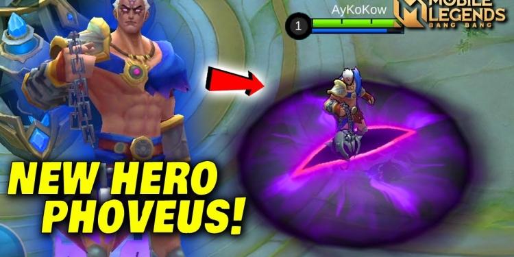 Cara Menggunakan Hero Phoveus di Mobile Legends