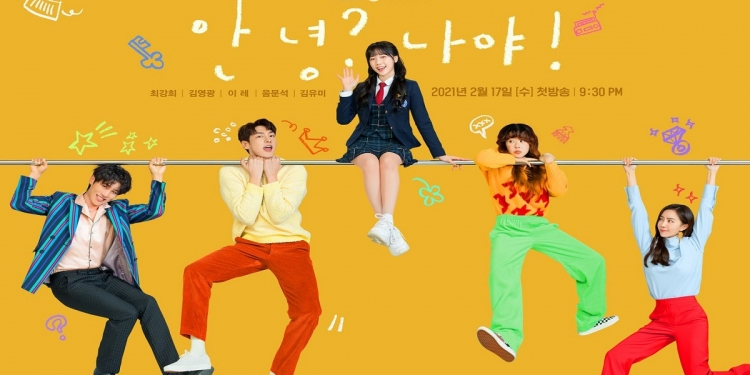 Pelajaran Positif dari Drama Korea Hello, Me! (Foto: Soompi)