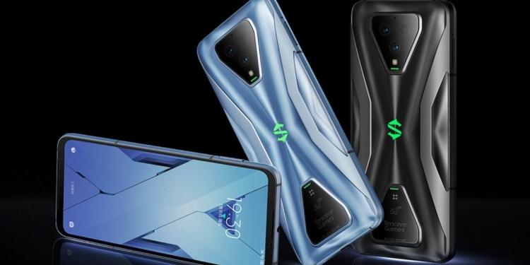 Xiaomi Black Shark 4/ Voi.id