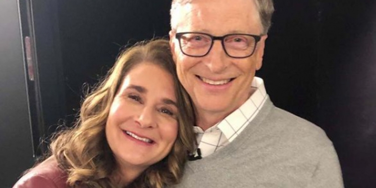 Bill Gates bercerai dengan sang istri. (Instagram.com/thisisbillgates)