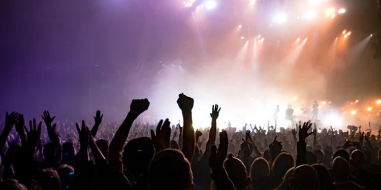 Ilustrasi konser musik. (Unsplash.com/Action Vance)