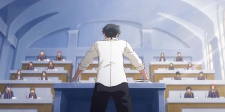 Anime Rokudenashi Majutsu Koushi to Akashic Records