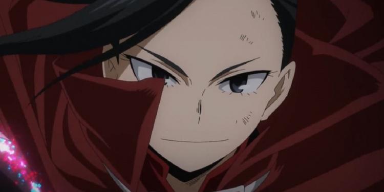 Momo Yaoyorozu Boku no Hero Academia