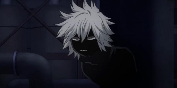 Shihai Kuroiro Boku no Hero Academia