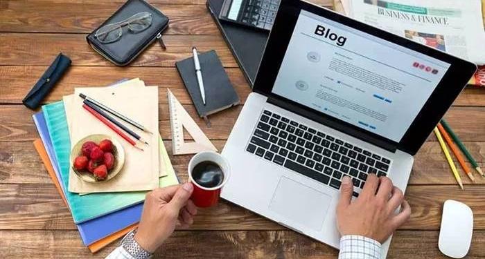 cara menulis blog