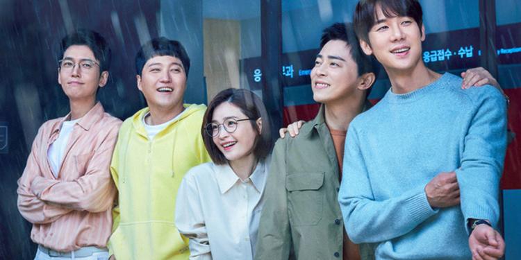 5 drama korea rating tinggi agustus 2021