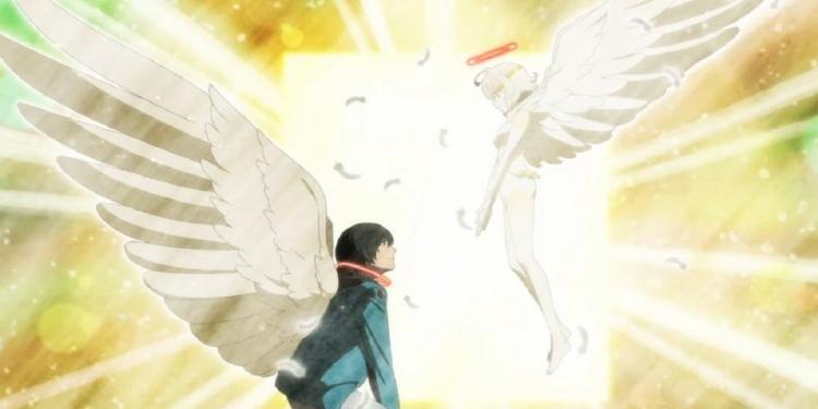 """4 Fakta dan Kekuatan Mirai Kakehashi """"Platinum End"""", Kandidat Dewa yang tidak ingin jadi Dewa"""